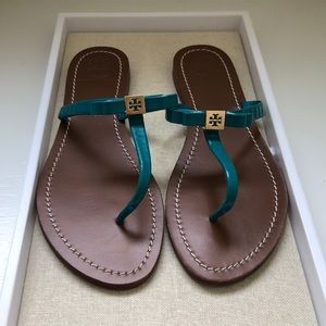 Tory Burch Sandals Sz 9 New